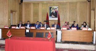 مجلس جهة الشرق يضع تنمية الأقاليم في صلب اهتماماته..