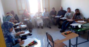 مراكش: دورة تكوينية لفائدة أطر الجمعيات والمراكز والمؤسسات التعليمية في الحساب الذهني