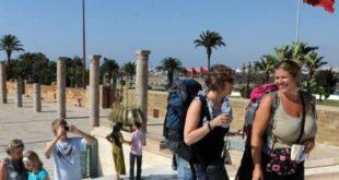 ارتفاع عدد السياح الوافدين على المغرب بنسبة 7 في المائة عند متم يوليوز الماضي