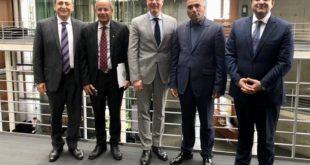 رئيس البرلمان العربي يدعو البوندستاج الألماني الإعتراف بدولة فلسطين ودعم الأونروا