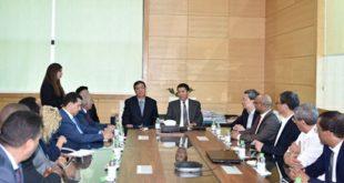 مجلس جهة الشرق يستقطب شركة صينية للاستثمار بالمنطقة وتشغيل 12 ألف من اليد العاملة