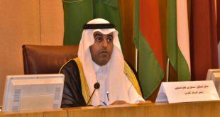 البرلمان العربي ينتخب الدكتور مشعل بن فهم السلمي رئيساً للبرلمان العربي لدورة ثانية