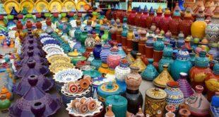 ارتفاع الطلب الخارجي على الصناعة التقليدية المغربية