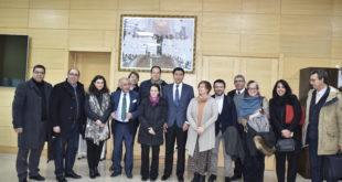 مجلس جهة الشرق يتباحث تنزيل سياسات الهجرة على المستوى الجهوي