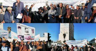 مسيرة للأطر النقابية : الاتحاد الجهوي لنقابات الدارالبيضاء الكبرى تستنكر السياسات الحكومية تجاه الطبقة العاملة