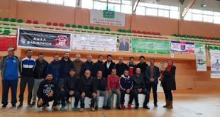 بطولة المغرب فردي للبادمنتون موسم 2018/2019