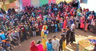 جمعية العهد الجديد في قافلة تضامنية لجبال تالوين في إقليم تارودانت