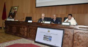 عبد النبي بعوي، يشارك في الاجتماع الأول لتقديم دراسة التصميم الجهوي لإعداد التراب لجهة الشرق. (بلاغ)