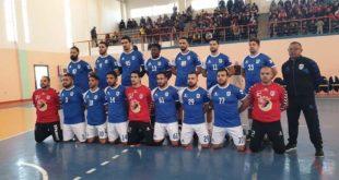 الجمعية التازية لكرة اليد تتأهل لربع نهائي كأس العرش على حساب حسنية جرسيف.
