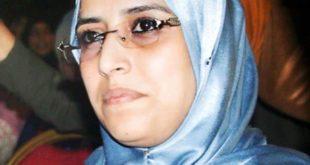 رئيسة جماعة المحمدية تخرج عن صمتها بخصوص ملعب البشير
