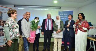 فرنسا : مغاربة ينظمون إفطار جماعي لتوطيد علاقات المودة والتسامح وإبراز العادات المغربية