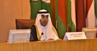 رئيس البرلمان العربي يطالب جمهورية رومانيا بعدم نقل سفارتها لدى القوة القائمة بالاحتلال (إسرائيل) إلى مدينة القدس المحتلة