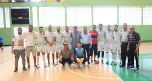 خريبكة: إختتام فعاليات النسخة الثالثة للدوري الرمضاني لكرة القدم المصغرة