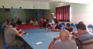 جرسيف: مشاركون بندوة رياضية يشيدون بإنجازات مكتب حسنية جرسيف ويدعونه للتراجع عن استقالته