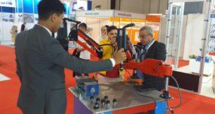 اليمن يشارك في معرض اكسبو للصناعات الحديدية والمعدنية بتركيا