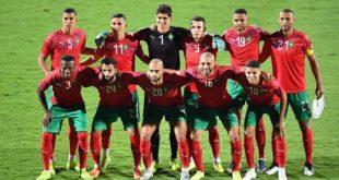 الجوقة النحاسية تخطئ في عزف النشيد الوطني المغربي