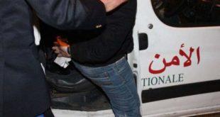 تاوريرت: المصالح الأمنية توقيف شخصا من أجل الاتجار في المخذرات والمؤثرات العقلية