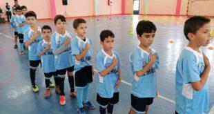 جرسيف: مدرسة الملکي لکرة القدم تخلذ الدکری 44 للمسيرة الخضراء