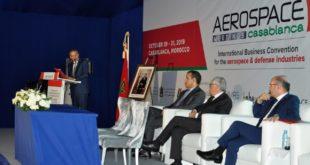 ملتقيات أعمال الطيران والفضاء بالبيضاء تكرس المغرب كوجهة بارزة لصناعة الطيران العالمية
