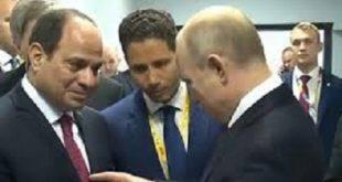 منشق روسي يكشف سر سفر محمود السيسي لروسيا