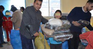 """جرسيف: مبادرة """"دفئ"""" تدخل الفرح على قلوب عائلات وتلاميذ منطقة تامجيلت النائية (مع صور)"""
