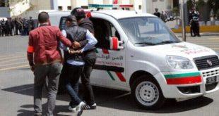 الدار البيضاء: الأمن يوقف شابا للإشتباه في تورطه في جراٸم التحريض علی العنف والکراهية والتخريب