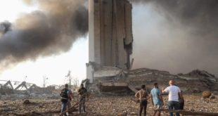 انفجار لبنان .. أزيد من 100 قتيل و أكثر من 4 ألاف جريح في أخر حصيلة