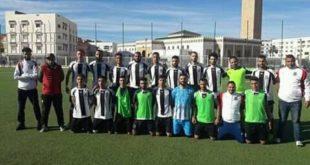 جرسيف: جمعية تادرت لکرة القدم تصعد إلی القسم الممتاز بعصبة الشرق