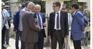 تاوريرت: رٸيس المجلس الحضري يرجع أسباب تعثر المشاريع إلی لامبالاة عامل الإقليم
