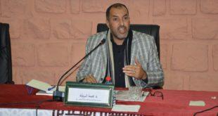 """الباحث في التاريخ المغربي """"محمد البركة"""" يعزز الخزانة الوطنية بإصدار بحثي جديد"""