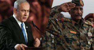 منظمة التحرير تعتبر تطبيع السودان مع اسرائيل طعنة في ظهر الشعب الفلسطيني