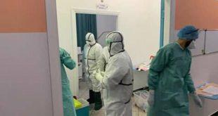 إصابة 4346 ووفاة 70 مريضا بكورونا خلال 24 ساعة