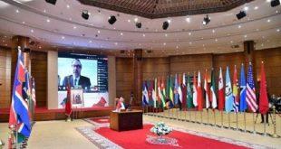 40 دولة تشارك في المؤثمر الوزاري لدعم مبادرة الحكم الذاتي بالصحراء المغربية