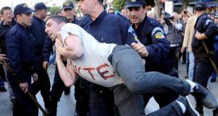 العفو الدولية تدين استهداف نشطاء الحراك الجزائري باسليب قمعية