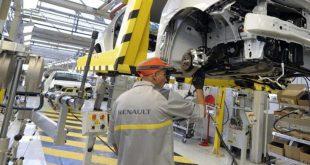 شركة رونو تعلق انشطتها بمصنعين بالمغرب بسبب كورونا