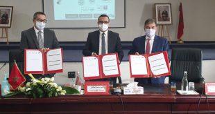 توقيع اتفاقية شراكة حول البرنامج الجهوي للنهوض بالتشغيل بسوس ماسة