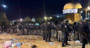 المملكة المغربية تتابع بقلل بالغ العنف المتواتر في القدش الشريف