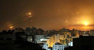 صواريخ المقاومة تمطر على تل أبيب ومحيطها