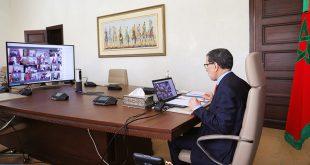 إطلاق بوابة إلكترونية خاصة بتتبع البرنامج الحكومي