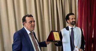 """جامعة تركيا تمنح الشيخ صالح بن شاجع الدكتوراه في """"التخطيط الاستراتيجي وصناعة السلام"""""""
