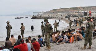 سلطات الاحتلال تكشف عدد المرحلين من سبتة المحتلة