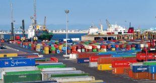 هيمنة الطريق البحري بأزيد من 96 % من مجموع التجارة
