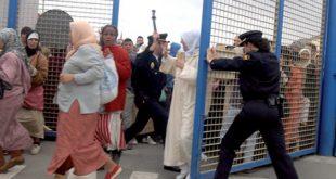 سلطات اسبانيا تقرر تمديد إغلاق معبري مليلية وسبتة المحتلتين شهرا أخر