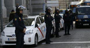 السلطات الاسبانية تتخد اجراءات احترازية بعد انتشار دعوات للاحتجاج ضد المهاجرين